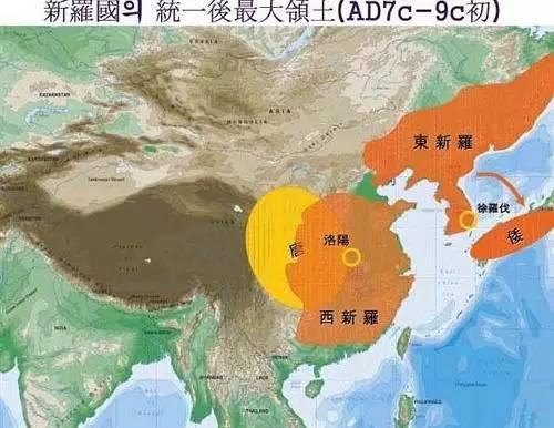 看到韩国的古代历史地图,中国人无语了