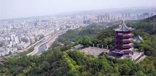 中国特色魅力城市 南充最值得去的地方美景美食一网打尽