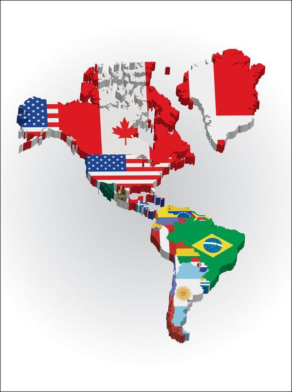 美洲大陆有哪些民族