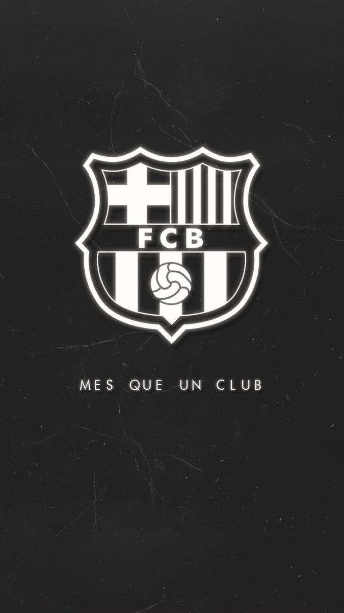 「火哥话足球」皇马巴萨等球队队徽手机壁纸
