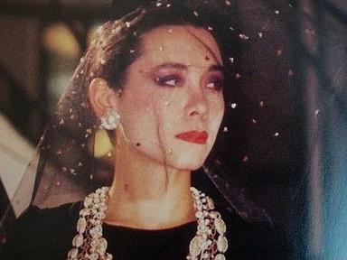 她有与林青霞相媲美的绝世美貌,却殒命于艾滋??!