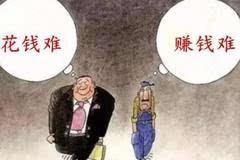 穷人和富人赚钱的三种不同方式