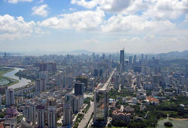 大gdp_中国今年或有9个城市GDP过万亿 武汉成都入围