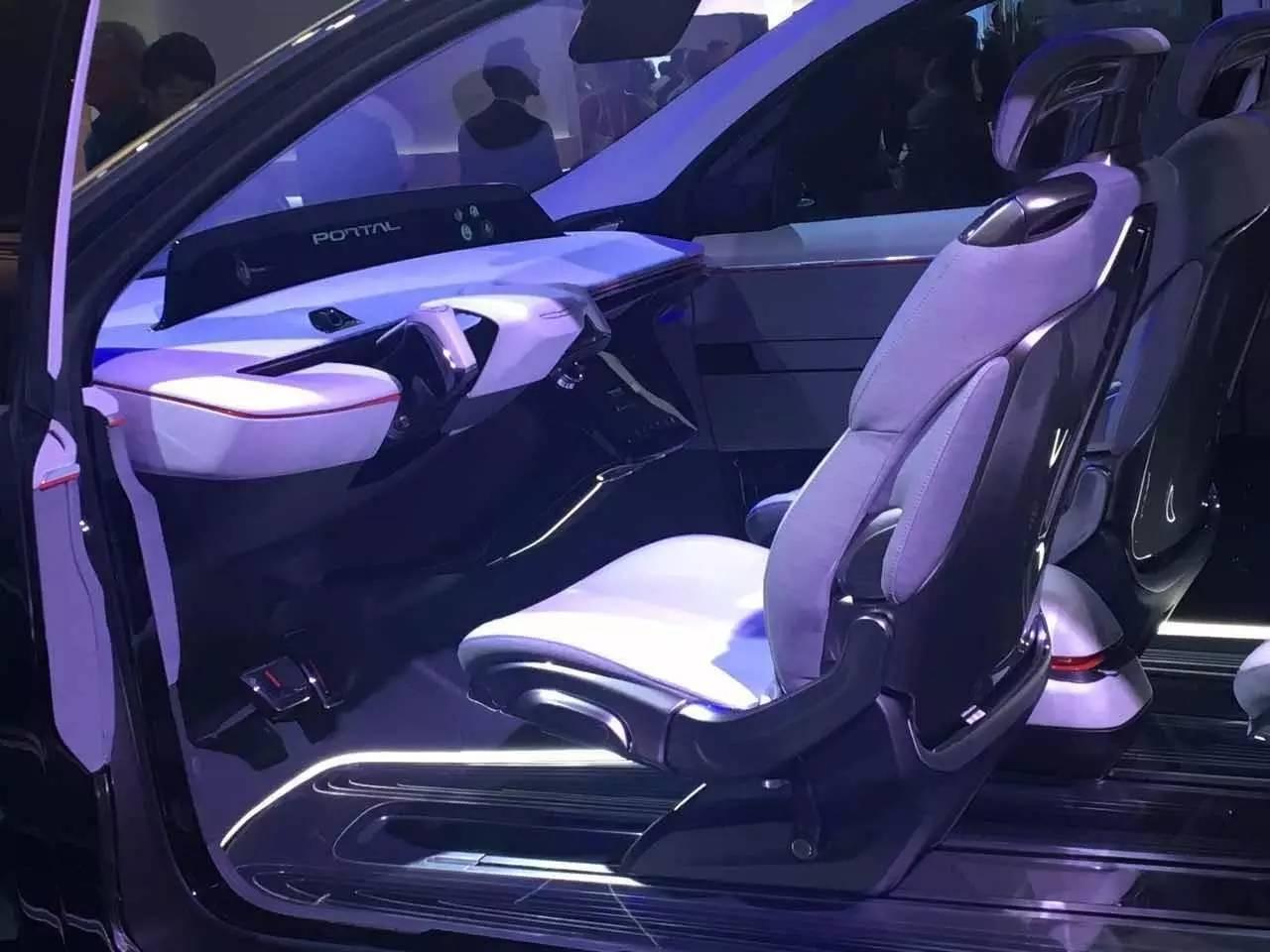 概念车的照片 -9