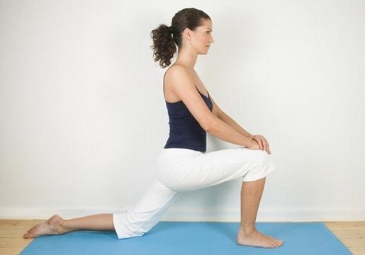 减大腿小腿的方法图片