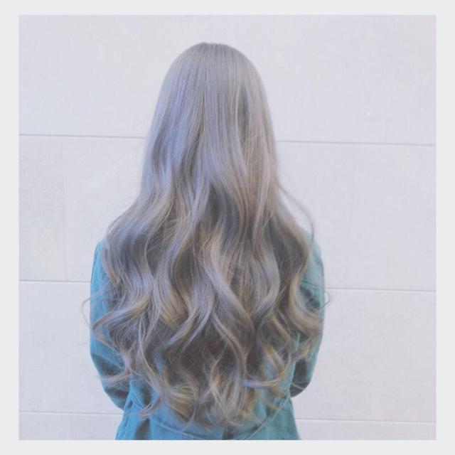 1,长发篇今年风靡大江南北的发型 ,女神背影又名水波纹(大波浪) 责任图片