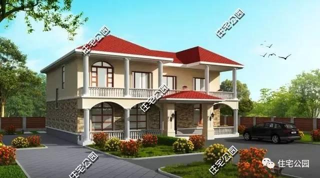 农村盖房,砖混结构真比不上框架结构?