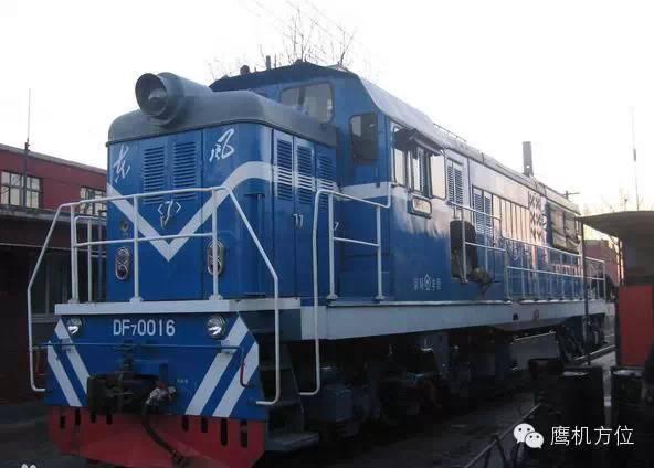 火车图鉴大全之内燃机车