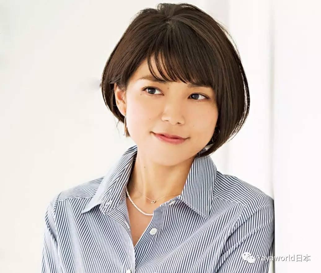 新年发型就要从短发开始!|日本·美妆