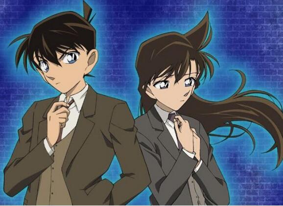 转载:日本动漫人物名侦探柯南--工藤新一