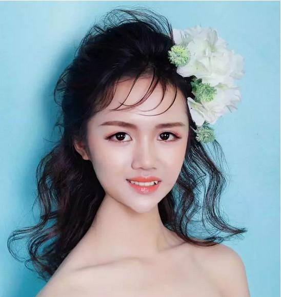 那么多新娘发型,这几款最显脸瘦