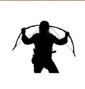 弓箭疯狂猜成语是什么成语_疯狂猜成语 一个人拿着弓箭猜成语是什么答案介绍