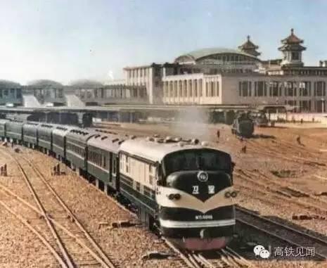 中国火车图鉴大全之内燃机车