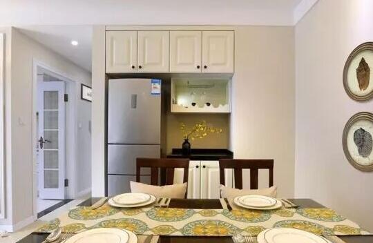 冰箱放在什么位置风水好?客厅,厨房其实都不好图片