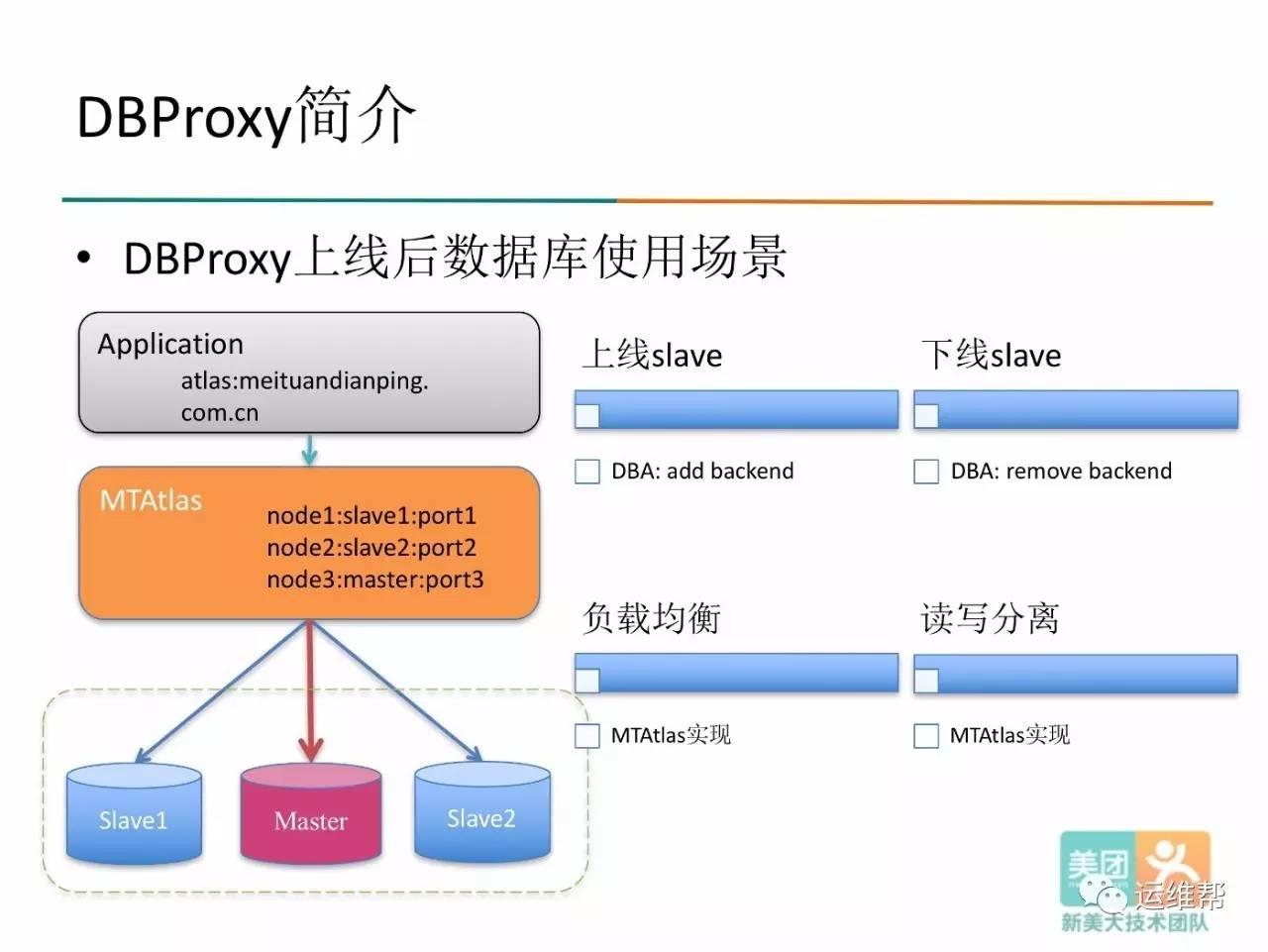 美团点评MySQL中间件DBProxy开源啦