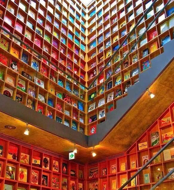 为什么国外孩子读书多?看看他们的图书馆就知道了! - 风帆页页 - 风帆页页博客