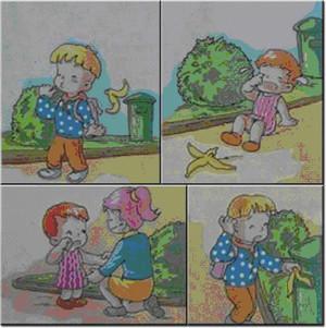 小学一年级看图写话引导2图片