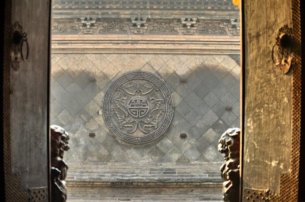 山西王家大院:富过九代的家族,堪比皇宫的城堡 - TIM生命过客 - TIM生命过客的博客