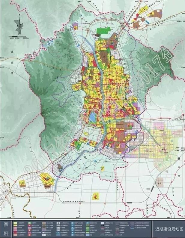 被拆迁吗 快看太原市 2017 2020 建设规划公示了图片