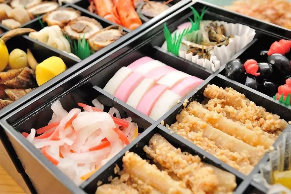 日本人餐_日本人一年中最重要的一餐,就是这顿年夜饭