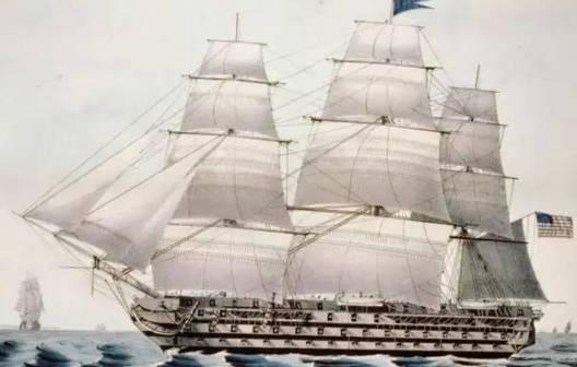大约从17世纪末起,欧洲人发现若把西班牙大帆船作为武装商船来继续图片