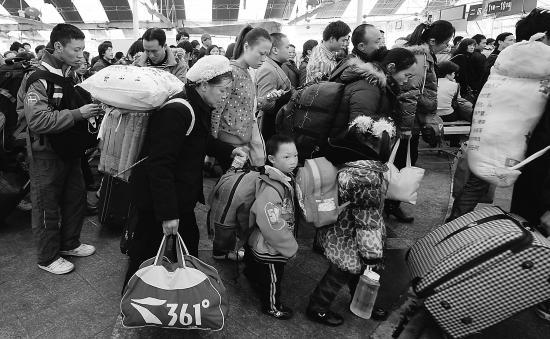 中国城市流动人口急剧下降的6个城市,广州第一 深圳第六