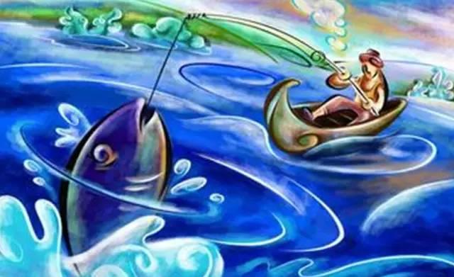 1年100000000是怎样炼成的 如何做好 鱼饵 营销图片