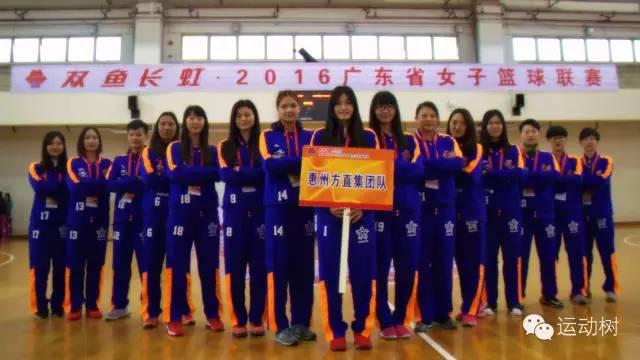 【惠州女篮】2017年省联赛惠州女篮选拔赛报名帖