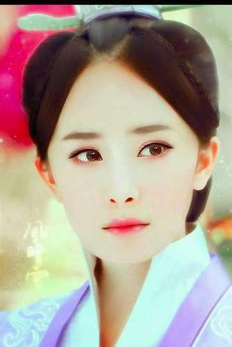 最受欢迎女星古装手绘画排名,赵丽颖排第九她最美