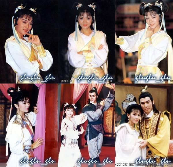 1988年台湾中视版《射雕英雄传》由黄文豪饰演郭靖,陈玉莲