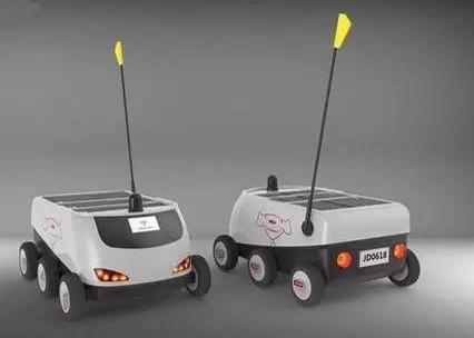 无人机--相比BAT,京东无人车或将率先实现商业化