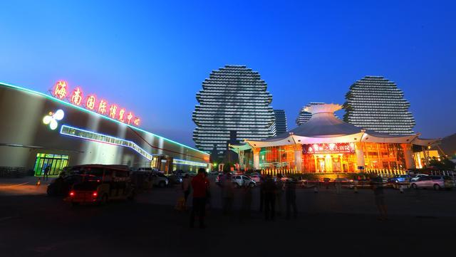 2017海南国际旅游贸易展览会即将正正在三亚闭幕