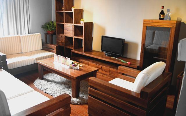 二,黑胡桃木家具的优缺点——黑胡桃木家具的优点