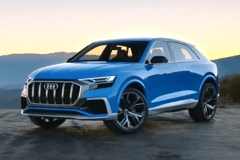 满满黑科技未来感2018奥迪SUV旗舰Q8高清视频大片