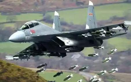 中美俄三大军事强国主力战斗机实力对比,谁是