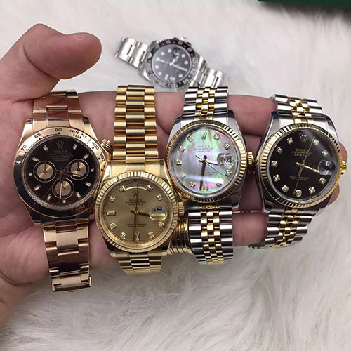 二手手表回收大概几折