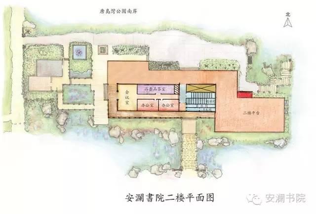 茶艺培训平面图