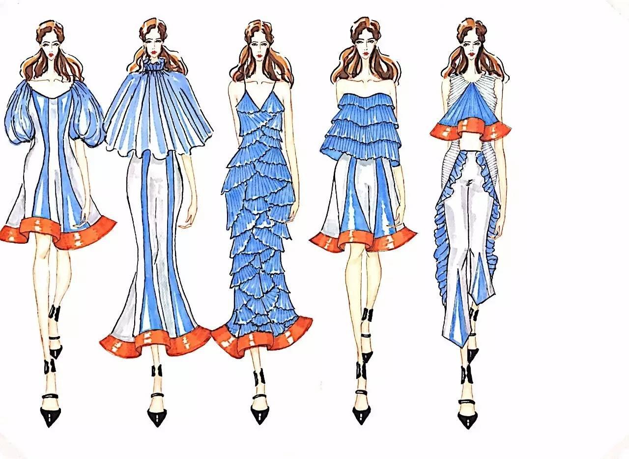 「维欧通道服装设计投票」大赛资深设计师大奖正式开图片