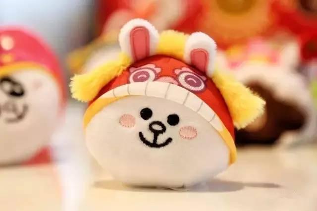 中奖名单 | 麦当劳×line friends扭蛋机,可妮兔&布朗图片