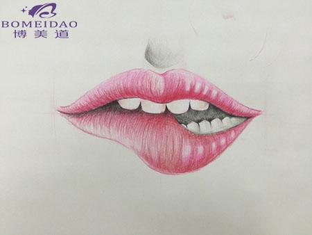 漂唇是什么原理_漂唇什么颜色最漂亮