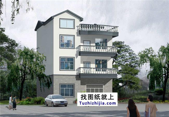 房产 正文  结构图:四层别墅外观效果图,基础平面图,基础大样图,基础