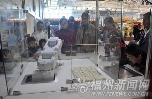 福州科技馆铁笼什么原理_福州科技馆图片