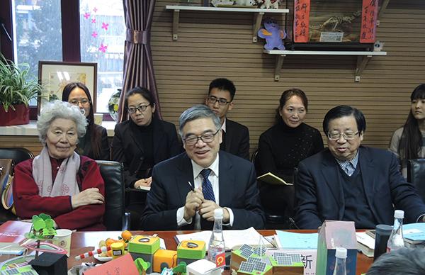 过幸福完整教育生活 朱永新《致教师》研讨会举办