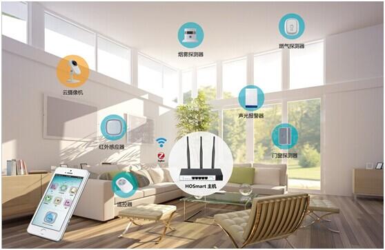 丰润达智能安防生态系统及方案,缔造家庭安防堡垒