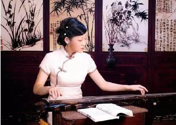 古筝演绎 我的快乐就是想你 韵味实足,超好听
