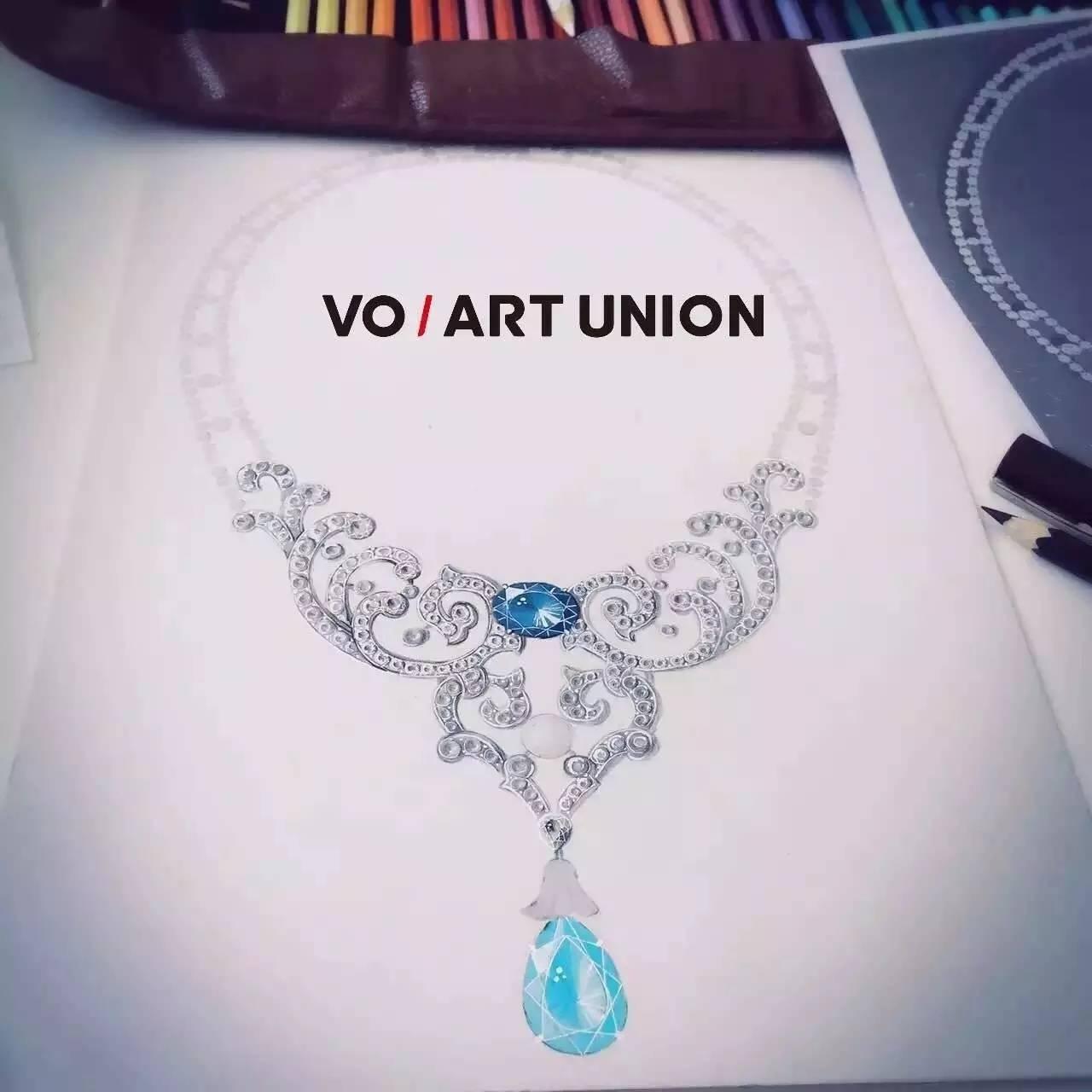 维欧上海|珠宝手绘体验课 抢救无聊周末