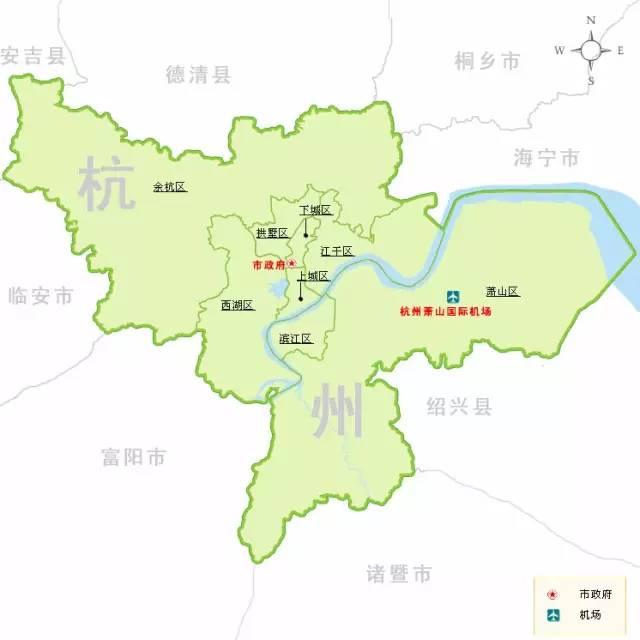 时尚 正文  萧山,余杭两市并入市区前,杭州市区人口为179.图片