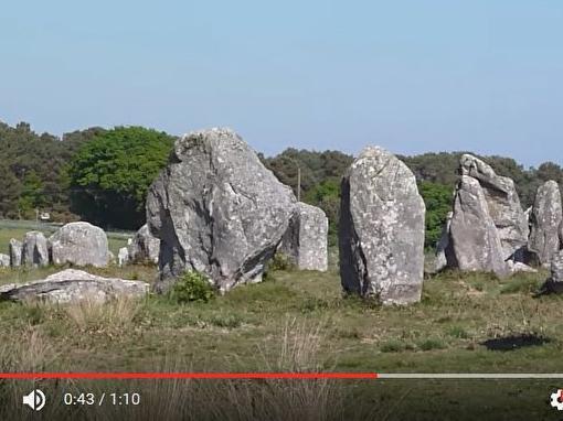 全球最大史前石阵在法国,逾三千巨石排排站