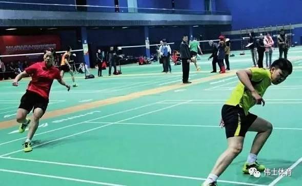 羽毛球体能训练:速度才是核心