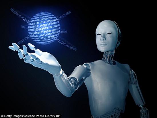 未来企业机器人大脑将指挥员工 - 康斯坦丁 - 科幻星系